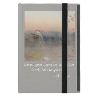 The elephants cover for iPad mini
