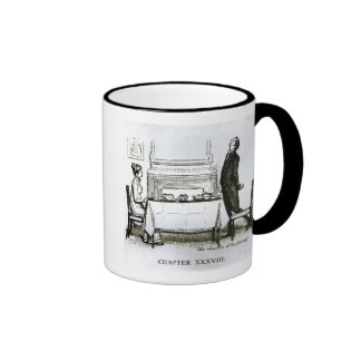The Elevation of His Feelings' Coffee Mug