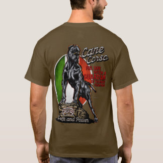 The ELITE Cane Corso Guradian T-Shirt