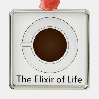 The Elixir of Life Metal Ornament