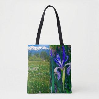 The Elk Horn Tote Bag
