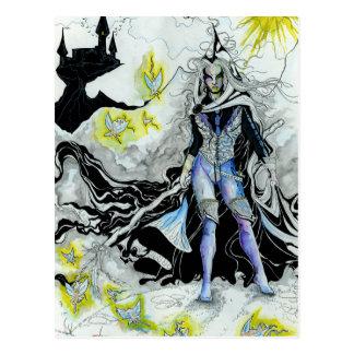 The Elven Wizard Postcards