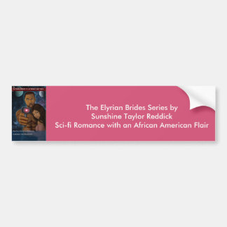 The Elyrian Brides Series Bumper Sticker