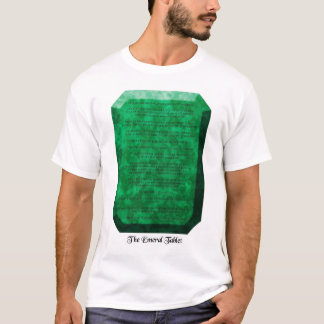 The Emerald Tablet T-Shirt