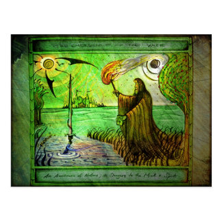 The Emergence of the Wise - Nature Card Postcard