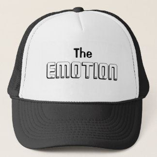The Emotion Trucker Hat