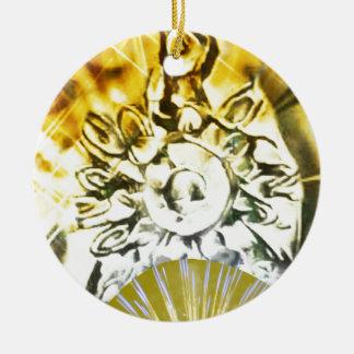The Emperor Ceramic Ornament