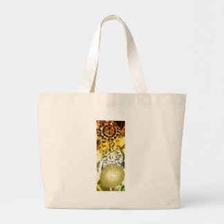 The Emperor Large Tote Bag