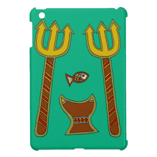 The Emperor of Fish Case For The iPad Mini