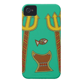 The Emperor of Fish Case-Mate iPhone 4 Case