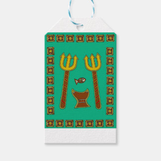 The Emperor of Fish Gift Tags