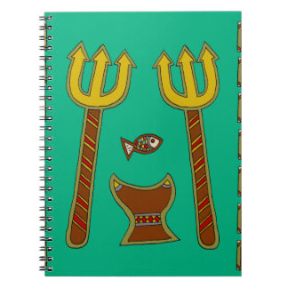 The Emperor of Fish Notebook