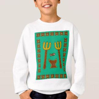 The Emperor of Fish Sweatshirt