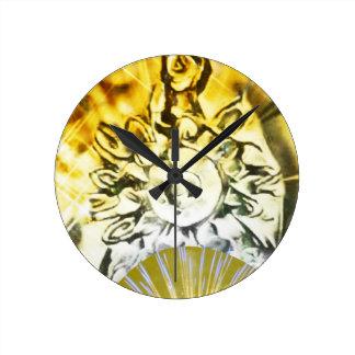 The Emperor Round Clock