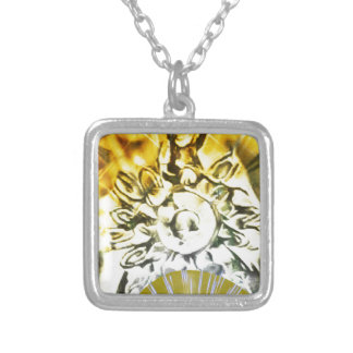 The Emperor Silver Plated Necklace