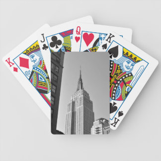 The Empire Bicycle Playing Cards