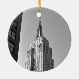 The Empire Ceramic Ornament