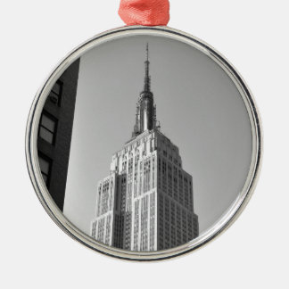 The Empire Metal Ornament