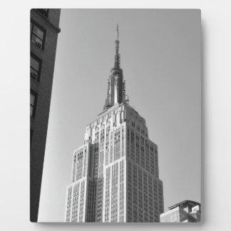 The Empire Plaque