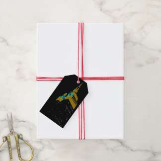 the Empire State bld. Gift Tags