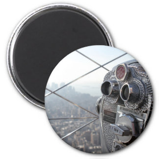 The Empire State Building, New York City, USA. Magnet