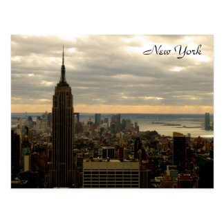 The Empire State (Color) Post Cards