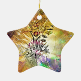 The Empress Ceramic Ornament