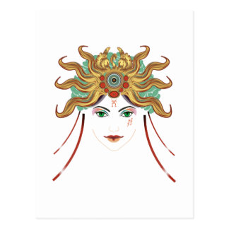 The Empress Postcard