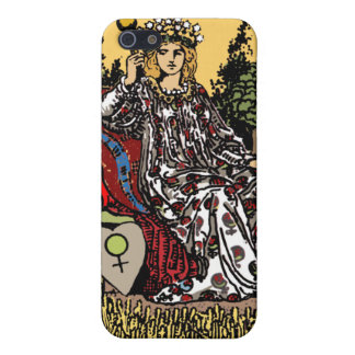 The Empress Tarot Card iPhone4 Case iPhone 5 Cover