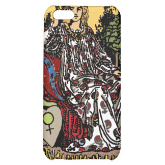 The Empress Tarot Card iPhone4 Case Cover For iPhone 5C