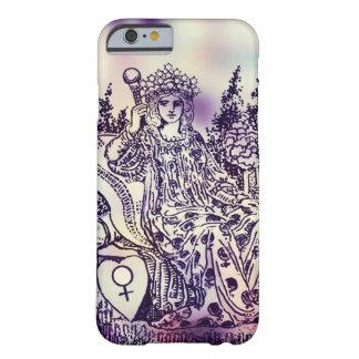 The Empress Tarot Card iPhone Case