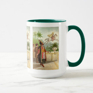 The Enchanted Horse Scheherazade's Tale Mug