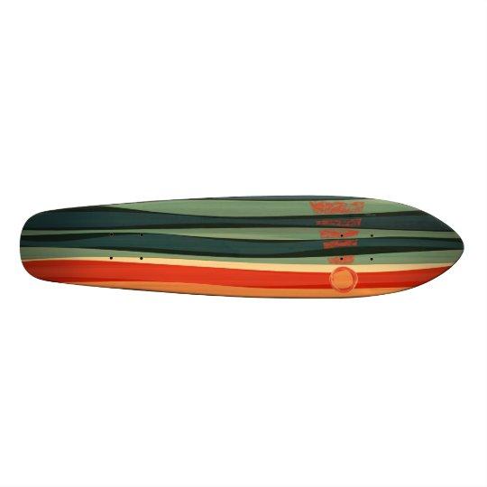 """The Enchanted Sea"" - Skateboard Deck"