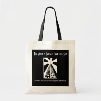 The Enchanted Skyscraper Logo - Tote Bag