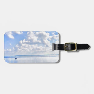 The Enchanted Virgin Island Luggage Tag
