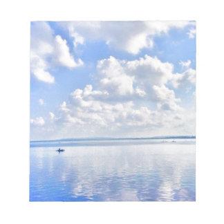 The Enchanted Virgin Island Notepad