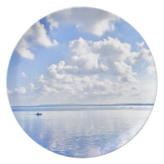 The Enchanted Virgin Island Plate