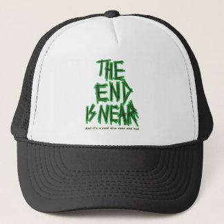 the End is Near Trucker Hat