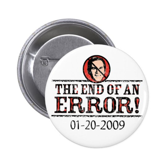 The End Of An Error Button