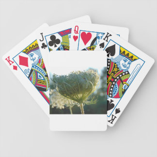 The End of Summer Bicycle Playing Cards