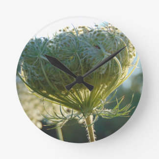 The End of Summer Wall Clock