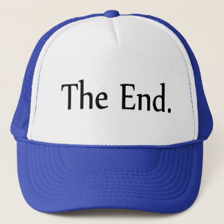 The End Trucker Hat