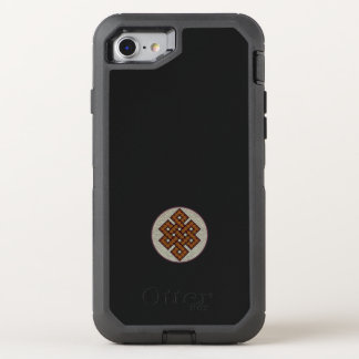 The Endless Knot OtterBox Defender iPhone 8/7 Case