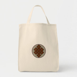 The Endless Knot Tote Bag