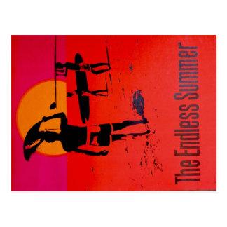 The Endless Summer Postcard