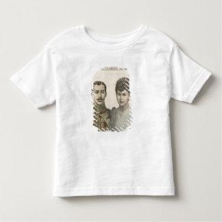The Engagement of Albert Victor  Duke of Toddler T-shirt
