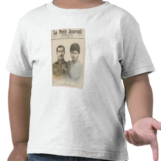 The Engagement of Albert Victor  Duke of Tee Shirts