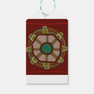 The Engine of The World Gift Tags