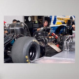 The Engine Whisperer Poster