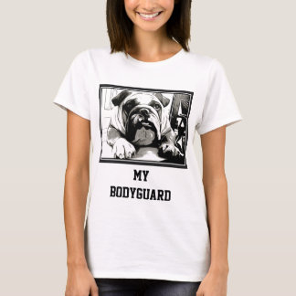 "The "" English Bulldog"" Collection T-Shirt"
